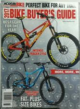 Mountain Bike Action 2017 Buyer's Guide Newest Bikes & Gear FREE SHIPPING sb