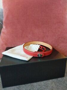 Authentic Coach Leather Bracelet