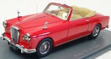 NEO 1/43 Scale Model Car NEO 43420 - Alvis TD 21 DHC - Red