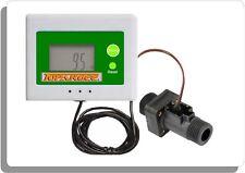 """1/2"""" Liquid Flow Meter Digital Display"""