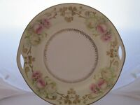 Antique Striegau Silesia 'Old Ivory' #5806 Ca. 1928 Handled Plate