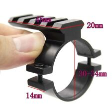 35mm Ring Scope Base Mount 20mm Weaver Picatinny Rail Adapter Hunting