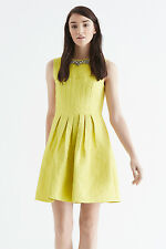 Oasis Sophie Embellished Special Occasion Dress Brand New With Tags-Size 12 BNWT