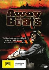 AWAY ALL BOATS  -  CLASSICE WAR -  NEW & SEALED DVD