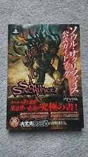Soul Sacrifice Strategy Guide - Sony PlayStation Vita - Japanese