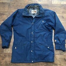Homme The North Face bleu Goretex Brown Label Vintage Veste Taille L