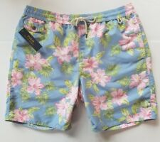 Ralph Lauren Polo  Boardshort Swimming Trunks XL  Floral Tropical