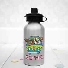 Personalised Water Bottle - Scooby Doo design