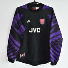 ARSENAL rare vintage goalkeeper GK NIKE shirt trikot jersey maglia 1995-97 XLB