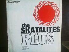 LP - THE SKATALITES - PLUS - TREASURE ISLE - SKA/ROCKSTEADY