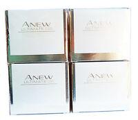 4 x AVON Anew Ultimate Multi-Performance Day Cream 50ml - 1.7oz SET!!!