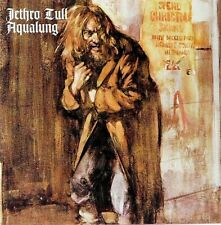 Jethro Tull Aqualung CD Deluxe Edition Chrysalis Records