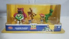 Disney Toy Story Figurine Playset 6 Pieces Woody Buzz Lightyear Jessie Cowgirl