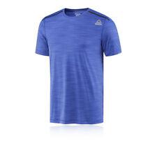 Vêtements de fitness bleus Reebok pour homme