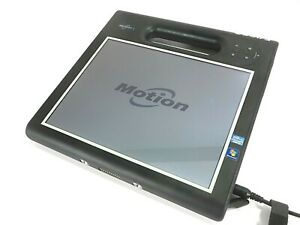Motion Computing Tablet MC-F5t Touch (Core i7-3667U 8GB) as Shown in Pictures