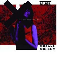 Muse - Muscle Museum 4 track  - CD (1999)