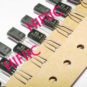 2Pairs 2SA1208S 2SC2910S (A2108S C2910S) transistors TO92L