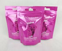 Lot of 3 Heidi Klum Intimates Solutions Low Back Converter Adjusts Your Bra