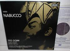 SET 298-300 Verdi Nabucco Gobbi Suliotis Cava Prevedi Vienna Opera Orc Gardelli