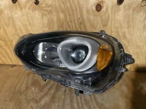 2017 2018 2019 Fiat 124 Spider Headlight Left LH Driver OEM Halogen Headlamp