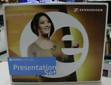 New Sennheiser EW 122 G3 Wireless Microphone Presentation Clip-on Lavaier Set
