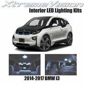 XtremeVision Interior LED for BMW i3 2014-2017 (8 PCS) Cool White   LED