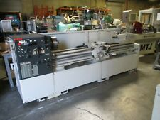 Doall Romi Lathe Model Ls 1780 In Mint Condition With Taper Attachment 17 X 80