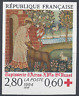 CROIX ROUGE RED CROSS N°2915 TIMBRE NON DENTELÉ IMPERF 1994 NEUF ** MNH
