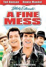 A FINE MESS DVD (1986) Ted Danson Howie Mandel - SEALED