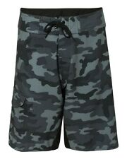 Burnside Camo Diamond Dobby Board Shorts B9371 30-40 Swim Trunks 6 Colors!