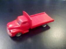 Lego Bedford Vrachtwagen rood