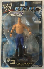 Chris Benoit WWE Draft Smackdown Action Figure WWF WCW ECW
