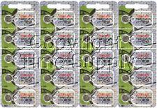 Maxell 394 SR936SW SR936 V394 D394 Watch Battery 0% MERCURY ( 20 PC )