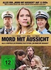 Mord mit Aussicht - Alle 3 Staffeln plus TV-Film  (DVDs) (2016)