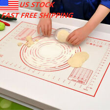 Liners Pads Sheet Kneading Dough Rolling Pad Non Stick Silicone Baking Mat