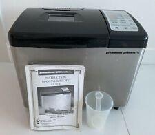 New listing Breadman Ultimate Plus Tr2500Bc Bread Maker Machine
