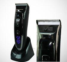 M2 Haarschneidemaschine Keramik Bartschneider Trimmer Rasierer LED Display