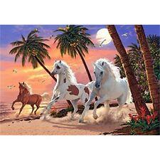 Jigsaw Puzzle 1500 Pieces - White Horses - Castor Elementw Biae Konie