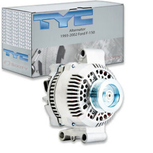 TYC Alternator for 1993-2002 Ford F-150 4.2L 5.0L 5.8L V6 V8 Electrical gd