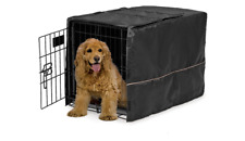 30 Inch Privacy Dog Crate Kennel Cover Pet Wire Cage Folding Cover Machine Wash