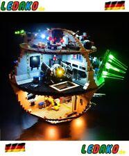 MEGA LED Set für Lego® UCS Death Star 10188 & 75159 von ledako light kit germany