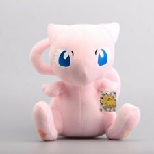 "Gifts Pokemon Mew Pink Cat Plush Toy Soft Stuffed Animal Figure Doll 6"" Teddy"