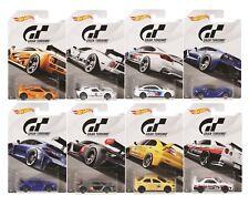 Hot Wheels 1:64 Basics 2018 Gran Turismo Assortment 8 in Set Diecast Cars FKF26