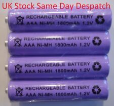 Aaa Rechargeable Batteries For Sale Ebay