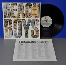 The Beach Boys same 1985 +OIS Vinyl LP cleaned gereinigt plays perfect tip-top!