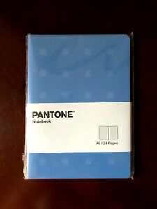 NOME Pantone Blue Mini Dot Grid A6 Notebook Journal 2 Pack Stationery Set New