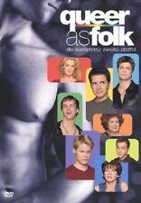 QUEER AS FOLK, Staffel 2 (5 DVDs) NEU+OVP