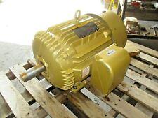 Baldor Reliance 15 Hp Super E Motor Fr 284t 575 V 1175 Rpm 928102j New