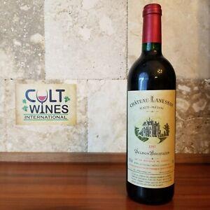 1997 Chateau Lanessan Bordeaux wine, Haut Medoc