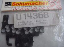 Nouveau vintage schumacher arrière top link mount noir wfe cat 2000 U1436B